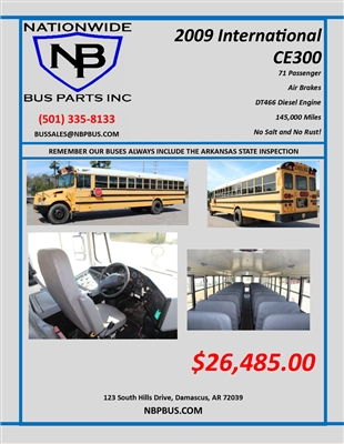 2009 International CE300