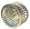 "Steel Blower Wheel, Counterclockwise, 5 1/2"" X 3"""