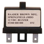 9713000101 Carpenter Rear Door Buzzer