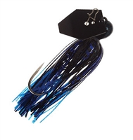 Z-Man® Original Chatterbait® 3/8 oz. Bladed Jig, Blue & black