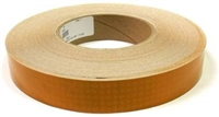 "1"" Yellow Reflective School Bus Tape 150'"
