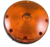 Amber Tail Light