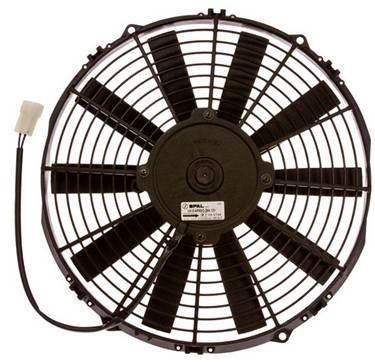 "12"" Water Resistant Condensor Fan Assembly"