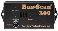 Bus-Scan 300 Remote Controlled Child Reminder System