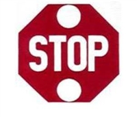 Stop Arm Decal