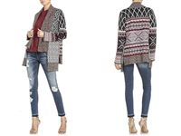 Miss Me Shawl Collar Cardigan
