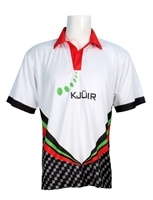 POLO SHIRT WITH FULL SUBLIMATION