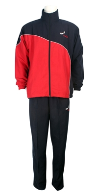TRACK SUIT WITH MESH LINING