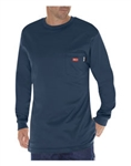 Dickies Fire Resistant Long Sleeve Tee Shirt