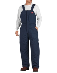 Dickies Fire Resistant Insulated Duck Bib