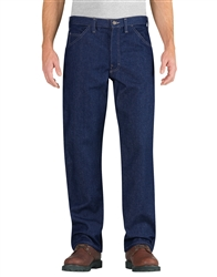 34/32 Dickies Fire Resistant Carpenter Jeans Relaxed Fit