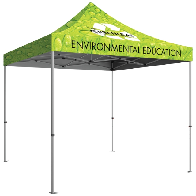 Zoom 10 Popup Tent Kit u0026 Custom Printed Canopy  sc 1 st  Discount Exhibit & Zoom 10 Popup Tent Kit u0026 Custom Printed Canopy | Outdoor Trade ...