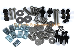 Lotus Elise Handy Small Accessories Kit - Contains Common Bolts, Clips, Nuts & Washers