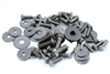 Lotus Elise Rear Diffuser A2 Stainless Steel Bolt Fixings Kit