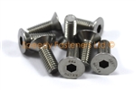 m6 Stainless Steel Countersunk Bolts