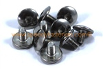 Motorcycle Fairing Bolts Pan Head m5 x 8mm Honda Suzuki