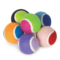 Zanies Mini Tennis Ball for Dogs- 6 Pack