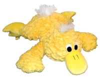Patchwork Pet Pastel Yellow Platypus 8""