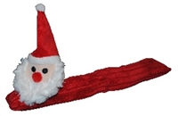 Patchwork Pet Santa Twist 13""