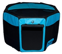 Travel Lite Soft-Sided Pet Pen - Medium