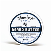 Maestro's Beard Butter - Mark of a Man Blend, 8 oz.