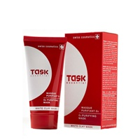 TASK ESSENTIAL PURE INSTANT - White Clay Face Mask