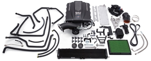 EDELBROCK E-FORCE SUPERCHARGER SYSTEM WITHOUT TUNER FOR 2007-13 GM SUV'S WITH A GEN IV LS ENGINE (5.3L)  - 15640