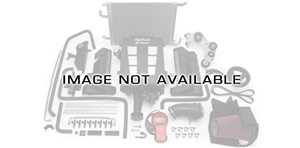 EDELBROCK E-FORCE SUPERCHARGER SYSTEM WITHOUT TUNER FOR 2007-13 GM 1500 SUV'S WITH A GEN IV LS ENGINE (6.2L)  - 15670