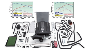 EDELBROCK E-FORCE COMPLETE SUPERCHARGER SYSTEM WITH TUNER FOR 2007-13 GM 1500 TRUCKS WITH IV LS ENGINE (4.8L & 5.3L)  - 1578