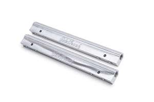 EDELBROCK FUEL RAILS FOR PONTIAC (FOR USE WITH #29565 & #29575 AND STANDARD OR PICO INJECTORS) 3/8 NPT INLET  - 3634