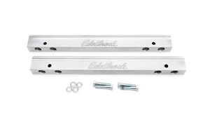 EDELBROCK FUEL RAIL KIT FOR PONTIAC (FOR USE WITH #50565 AND PICO INJECTORS) 3/8 NPT INLET  - 3637