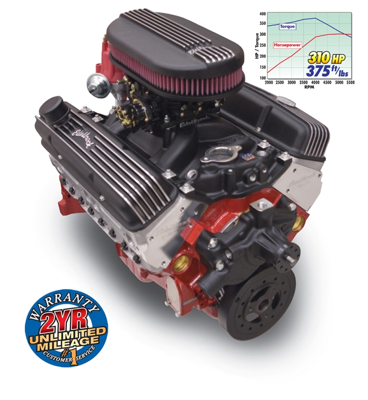 Electric Supercharger Cfm: (310 HP & 375 TQ) CRATE ENGINE