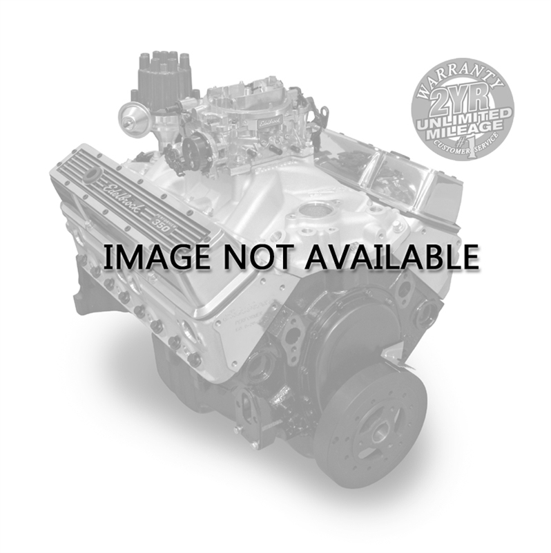 Edelbrock 2019 Rpm Power Package Top End Kit Small Block: EDELBROCK PERFORMER RPM DUAL-QUAD 9.9:1 (449 HP & 417 FT