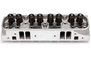 EDELBROCK PERFORMER RPM CYLINDER HEADS FOR BUICK, NO EXHAUST CROSSOVER PORT (COMPLETE, SINGLE) - 60049