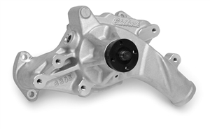 EDELBROCK HIGH PERFORMANCE WATER PUMP FOR 1969-76 352/428 FORD FE- SATIN FINISH  - 8805