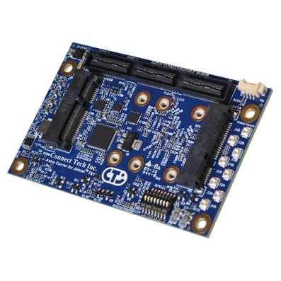 Astro Carrier (ASG001) for NVIDIA Jetson TX2 & Jetson TX1