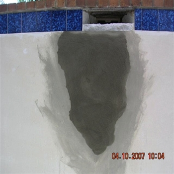 Sider-Repair - Pool Repair Prior To Roll-On Pool Plaster