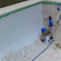 Sider-Proof FF-PR - Roll-On Pool Plaster