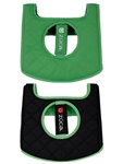 Sport Seat Cushion, Green/Black