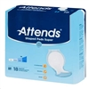 Attends_Super_Shaped_Urinary_Incontinence_Pads_Disposable_24.5_inch