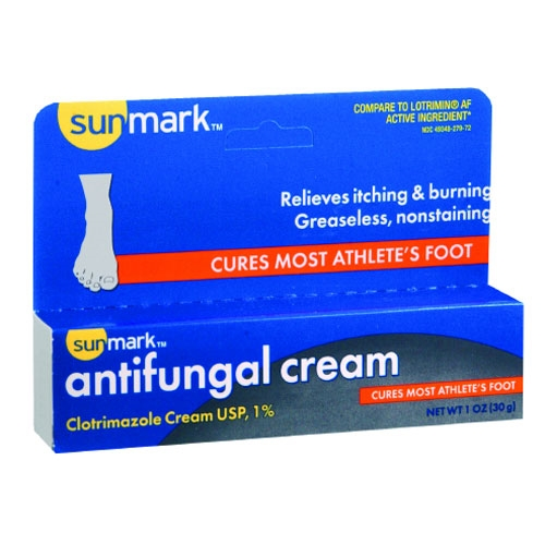 Clotrimazole Cream Usp 1 Glenmark