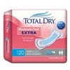 TotalDry Moderate Extra Absorbency Pads