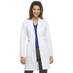 "Dickies Youtility Women's 36"" Lab Coat #82410"