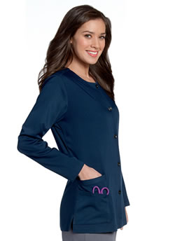 Urbane Ultimate Women's Button Front Jacket #9871