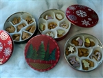 Holiday Tins - bow wow biscuits