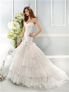 Cosmobella by Demetrios Bridal 7668