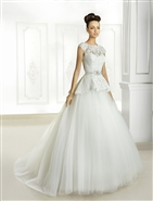 Cosmobella by Demetrios Bridal 7725