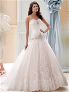 David Tutera by Mon Cheri 115228