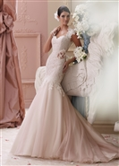David Tutera by Mon Cheri 115236