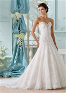 David Tutera by Mon Cheri 116205